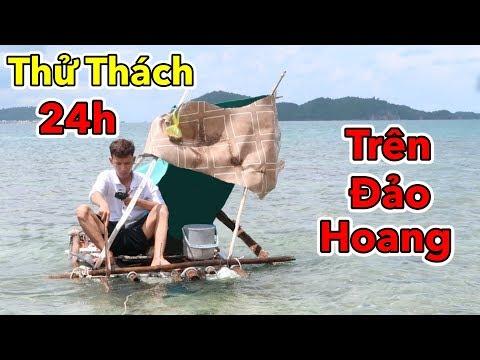 Lamtv - Thử Thách 24 Giờ Sống Trên Hoang Đảo Không Người | 24h Sống Trên Đảo Hoang - Thời lượng: 17:51.