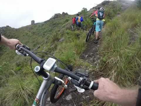 Pico Araçatuba de Bike - 1.660 metros. Tijucas do Sul - Paraná