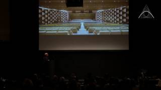 Speech Murat Tabanlıoğlu - Project Dakar International Conference Center | Archmarathon 2016