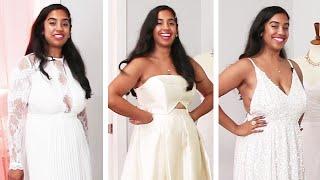 I Tried Asos Wedding Dresses Under $300
