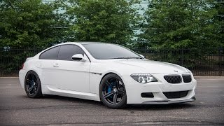 2. Modified V10 BMW M6 with Meisterschaft Exhaust (6-Speed Manual)