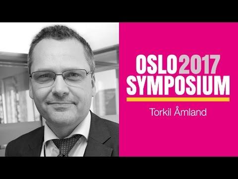 Torkil Åmlands tale på Oslo Symposium 2017