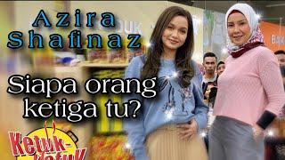 Video Azira Shafinaz & Sheila Rusly Ketuk-Ketuk Ramadan 2019 MP3, 3GP, MP4, WEBM, AVI, FLV Mei 2019
