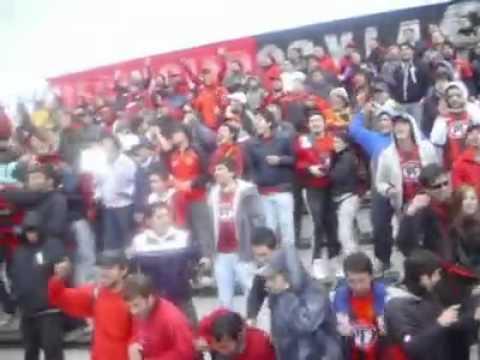 Termino del Partido || Rangers 3 - 2 Osorno - Los Rojinegros - Rangers de Talca