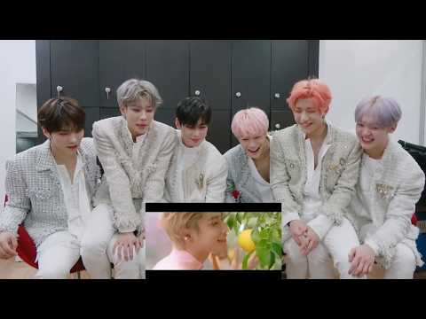 [cc Engsub] Astro Reaction To 'all Night(전화해)' M/v Full @ Astro Play