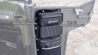 10. UTV Door Bags - SuperATV