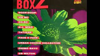 Hit Box 2 | Jeronimo Groovy 88.9 CD Compilation 1994