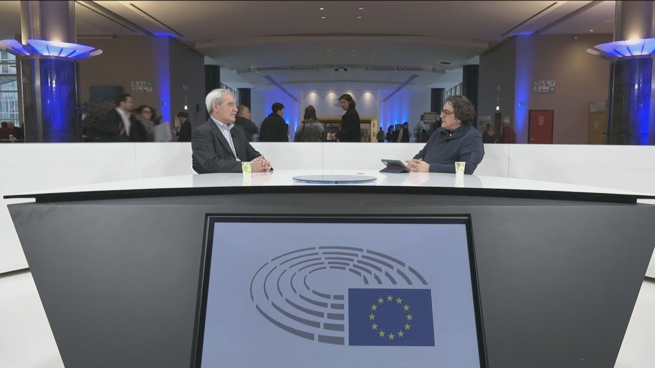 Συνέντευξη του Νίκου Χουντή στο ΑΠΕ-ΜΠΕ