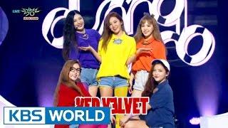 Red Velvet (레드벨벳) - Huff n Puff / Dumb Dumb [Music Bank COMEBACK / 2015.09.11]
