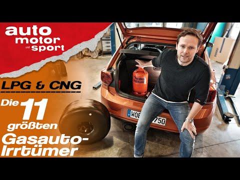 LPG & CNG: Die 11 größten Gasauto-Irrtümer - Bloch ...