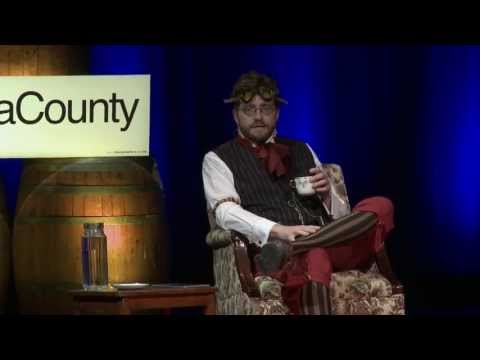 Vintage Tomorrows: James H. Carrott At TEDxSonomaCounty