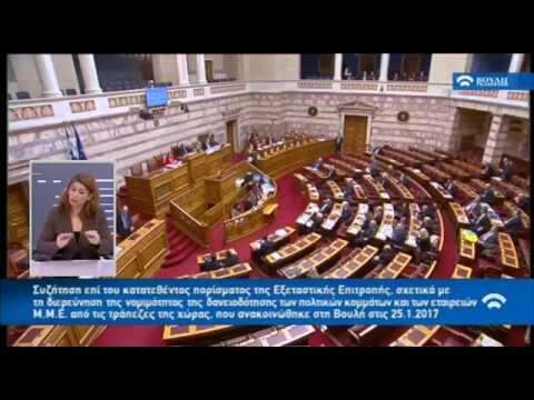 Ν. Βούτσης: Δημοκρατία 100% απέναντι σε αυτούς που την αρνούνται