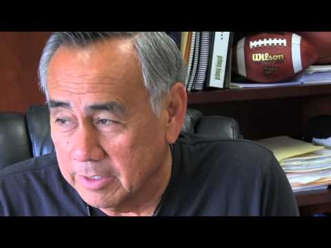 Coach Norm Chow interview with Rick Quan