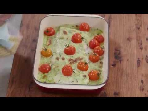 Gourmet Garden – Fast Fact – Fish with Parsley Infused Bechamel Sauce | Everyday Gourmet S6 E73