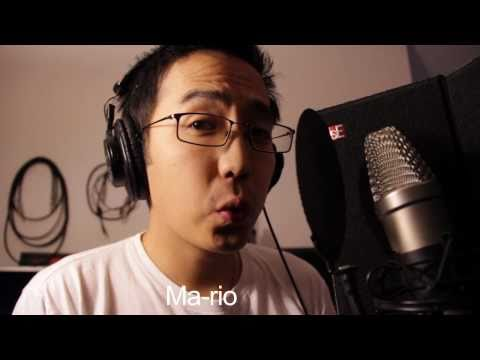 Mario Theme Song Acapella Cover.