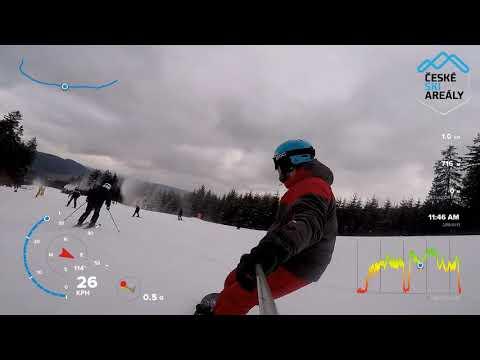 Ski Buková Hora modrá 1 2018
