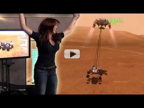 Mars Rover Xbox 360 Game Demo