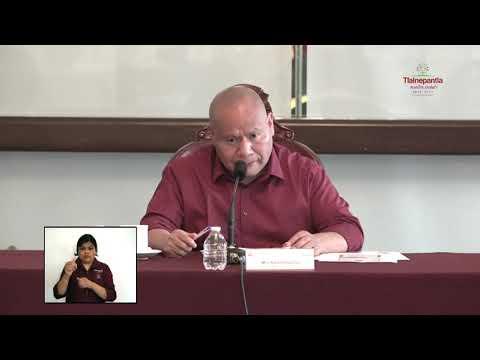 Cabildo H. Ayuntamiento de Tlalnepantla de Baz 14 septiembre 2021