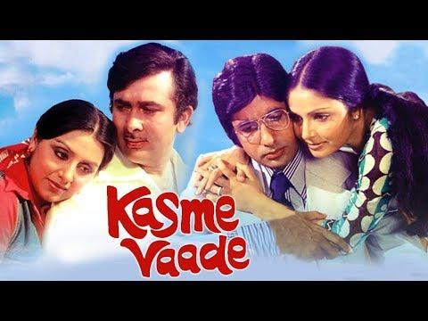Kasme Vaade (1978) Full Hindi Movie | Amitabh Bachchan, Rakhee, Neetu Singh, Randhir Kapoor