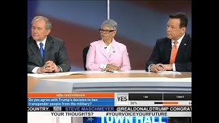 Congresswoman Bonnie Watson Coleman (D-NJ) joined WJLA-TV's live roundtable to discuss the President's unconstitutional ...
