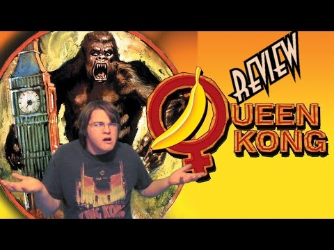 9. Queen Kong (1976) KING KONG REVIEWS