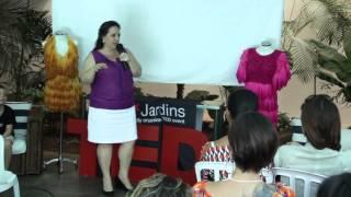 A Mulher e o Pensamento Mágico: Denise Damiani at TEDxJardins