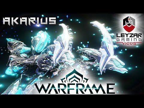 Akarius Build 2019 (Guide) - Needlessly Gimped (Warframe Gameplay)