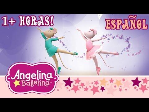 Angelina Ballerina en Español - Compilación de Episodios