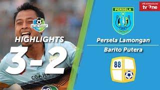 Persela Lamongan vs Barito Putera: 3-2 All Goals & Highlights