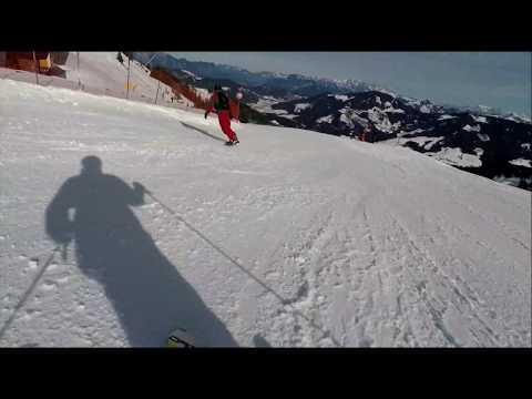Ski Juwel červená 12 2020