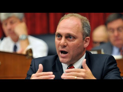 BREAKING NEWS: Congressman Steve Scalise Shot