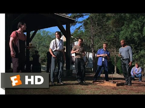 2001 Maniacs (8/12) Movie CLIP - Horseshoes (2005) HD