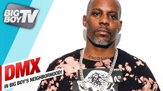 DMX-Teases-New-Music---Talks-About-His-Recovery