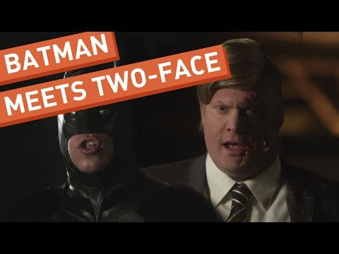Batman a Two-Face