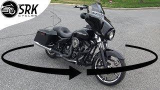 2. 2013 Harley-Davidson Street Glide