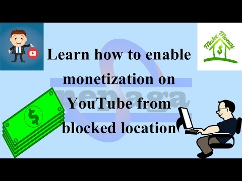 (Youtube Adsense Tutorial: How To Earn From YouTube In Nepal And Other Blocked Countries - Duration: 3 minutes, 40 seconds.)
