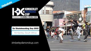 Kimberley South Africa  city photo : Go Skateboarding Day 2015: Kimberley, South Africa