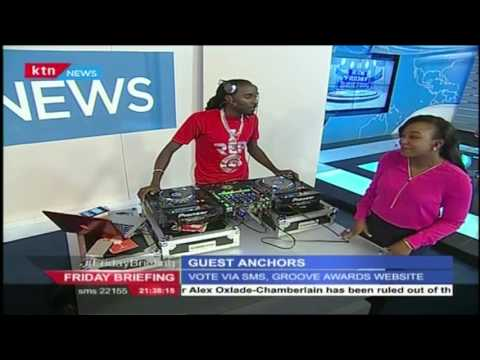 Guest Anchors; Dj Sadic, Evelyn Wanjiru and Kelele Takatifu speak of the coveted Groove Awards