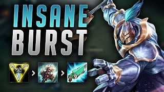 Full Damage Jax Carry! Jax Top Gameplay! League of legends Jax gameplay! ▻▻▻$150 RP GIVEAWAY!