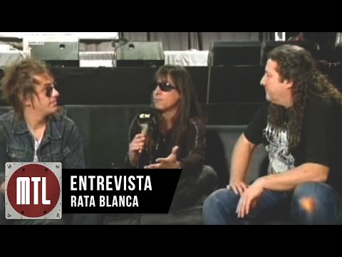Rata Blanca video Entrevista MTL - Temporada 03 - 2011