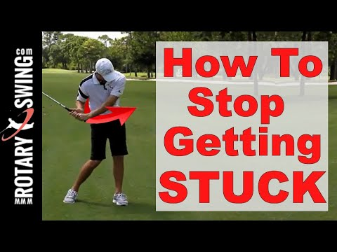 Online Golf Lessons: How to Stop Getting Stuck Part 1 (Golf's #1 Lag Instructor)