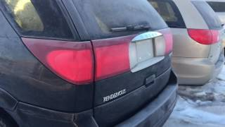 9. 2006 Buick Rendezvous (164384A)
