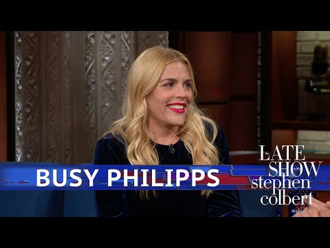 Busy Philipps Is Joining The Late-Night Universe