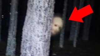 Video 5 Scary Things Caught On Camera In The Woods MP3, 3GP, MP4, WEBM, AVI, FLV September 2019