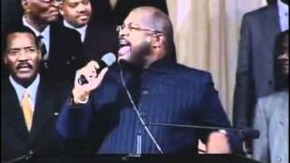 Bishop (Pastor) Marvin Winans Preaching