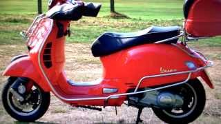 10. Piaggio Vespa GTS Super 300ie Touring 2010 10 5K 1 Owner (UK Delivery £109+VAT) :¬)