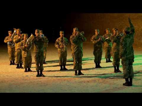Тернопільським військовим оркестром встановлено новий рекорд України (ВІДЕО)