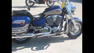9. 2003 VICTORY TOURING CRUISER $3800 FOR SALE WWW.RACERSEDGE411.COM