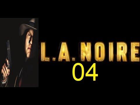 Lets Play L.A. Noire Deutsch Part 4 - Mord im Auto?