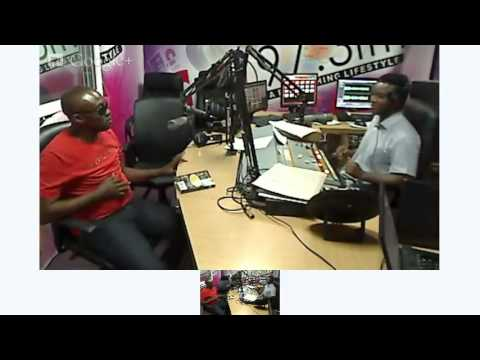 Citi FM Drive with George Jaraah